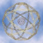Fractal Icosidodecahedron by alunw