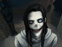 CreepyPurge  by SUCHanARTIST13
