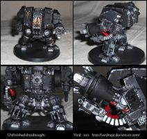 Dreadnought painting by VerdRage