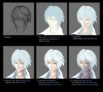 Makishima Shougo Step-by-step by yoru-gata