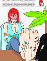Laura get tickle for you #1 by narutobyrufy