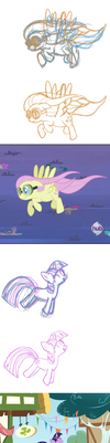 NATG I and II: Day Two by krazy3
