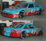Richard Petty's 1989 STP Pontiac by TheRockinStallion