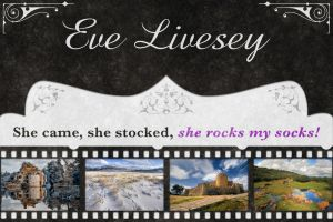 Tribute to Eve Livesey - PSD File by somadjinn