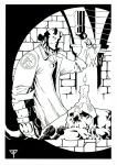 Hellboy by guillomcool