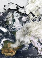Frozen Europe by Mr-Xvious