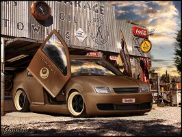 VW Bora by GoodieDesign