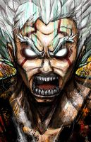 Asura's Wrath by OLYJNS