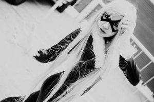 Black Cat-Marvel cosplay~ by AkiraCosplay
