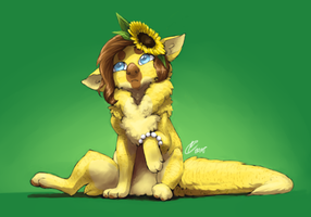 sunflower by GrreenTea