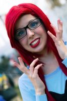 Instant Hipster Ariel. by Thecrystalshoe