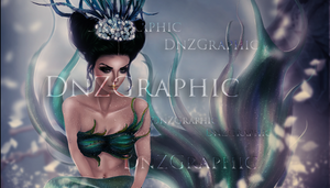 IMVU Envy Mermaid by DenizMarshall