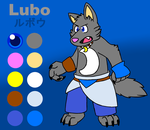 (Nite) Lubo Reference by JomoOval
