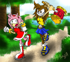 SONIC IS MINE by 999agA