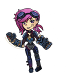 Vi-HM Style by KHMarie12