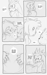 Sonic got Amy Pregnant Pg 30 by sonicxamy09