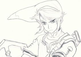 TP Link - WIP by Chocolate-Luver
