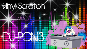 DjPON3 wallpaper by MrCbleck