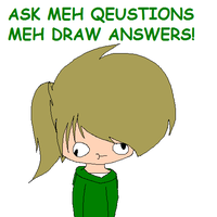 Ask my OC's A question! by NeonSparkz