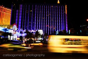 Bally's at Night by kooksgallery