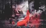 Red Riding Hood by Texas--flood