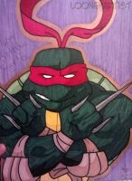Raph for Frac by LooneyArtist