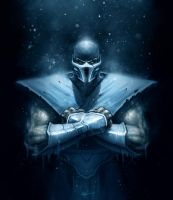 Sub-Zero by PeterCsanyi