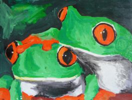 FRogs by w-i-s-h