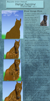 Horse Painting Tutorial Part 1 by Samara-Lover-1990