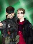 Tense and Snake by BubbleGumPlayer133