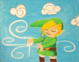 Wind Waker Link by Flash321