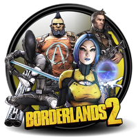 borderlands 2 icon x2 by SidySeven