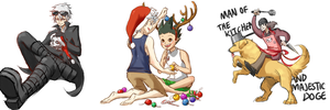 Christmas Requests 2012 by Pikalu