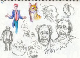 Sketches Mar 2010 07 by FablePaint