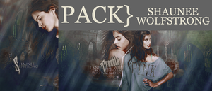 pack Shaunee by thelittlewild
