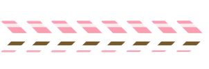 Stirped Arrow Png by MaddieLovesSelly