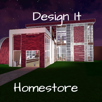 Design It Homestore Icon by Monball5