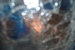 Crackled Glass by bombstock