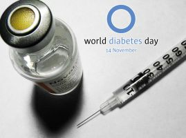 World Diabetes Day by electricjonny