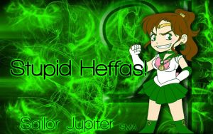 SMA - Sailor Jupiter 2 by EssJay89