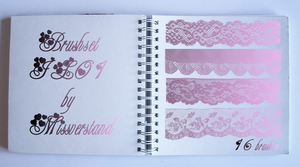 Brushset JL01, Lace by Missverstand