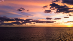 Fort Lauderdale Sunset by Jamey4