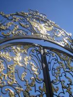 Golden Gates by SilverFists