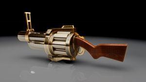 Grenade Launcher (TF2) by iskander71