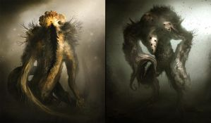 Fungal Horrors #2 by VincentVanHoof