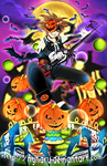 Halloween Town by nyharu