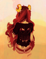 [Skull] by Freed-Alice