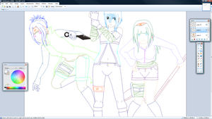 Team Redesign WIP 2 by alexpc901