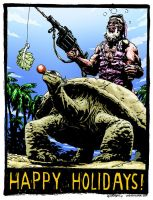 Happy Holidays 2010 by leeoconnor