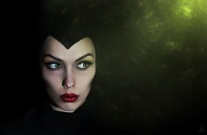 Maleficent (Disney movie) by Freia-Raven